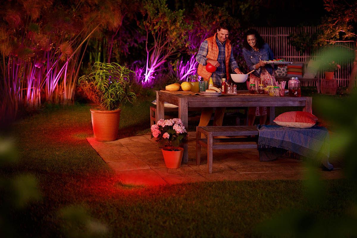 Philips Hue LED kerti lámpák
