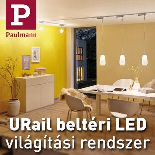 URail beltéri LED világítási rendszer