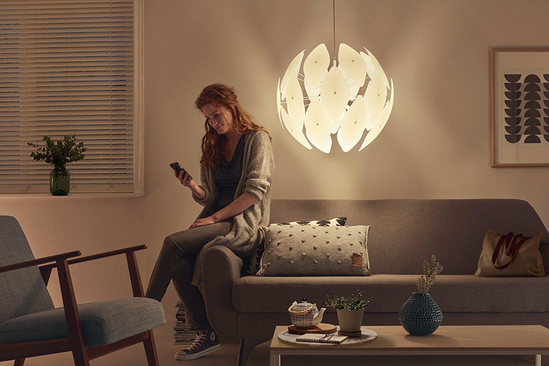 Philips Myliving Chiffon 60 cm csillár LED lámpa függeszték