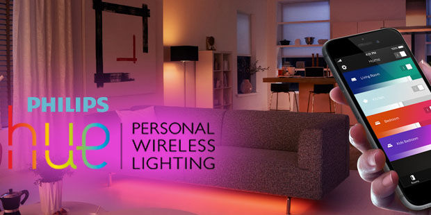 Philips Hue intelligens, okos világítás, Apple HomeKit