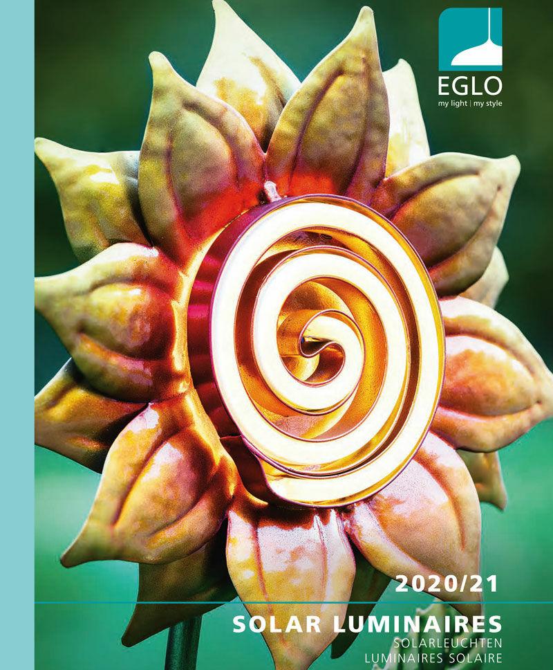 Eglo Solar katalógus 2020/2021