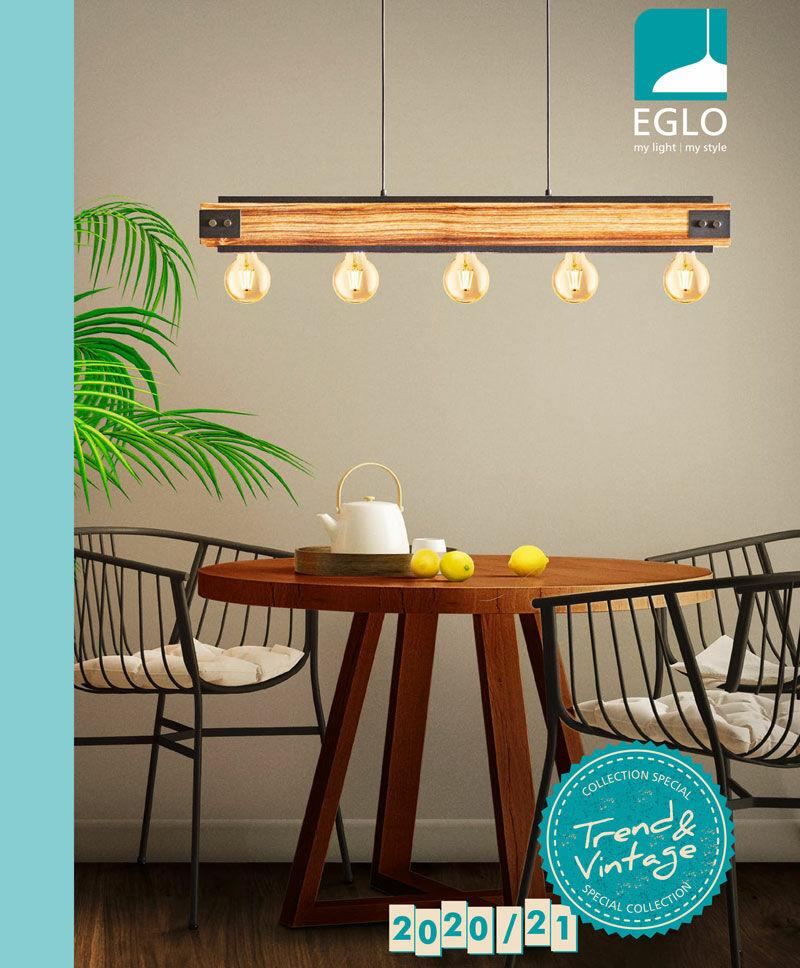 Eglo Trend & Vintage katalógus 2020/2021