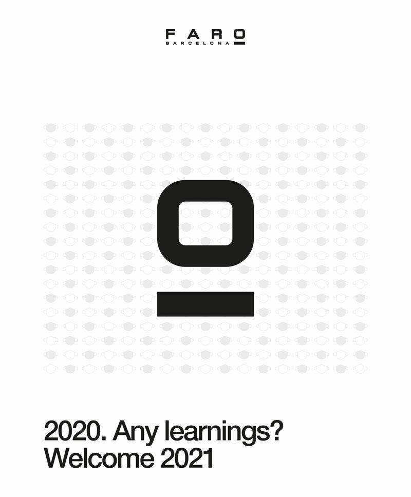 Faro Barcelona katalógus 2021