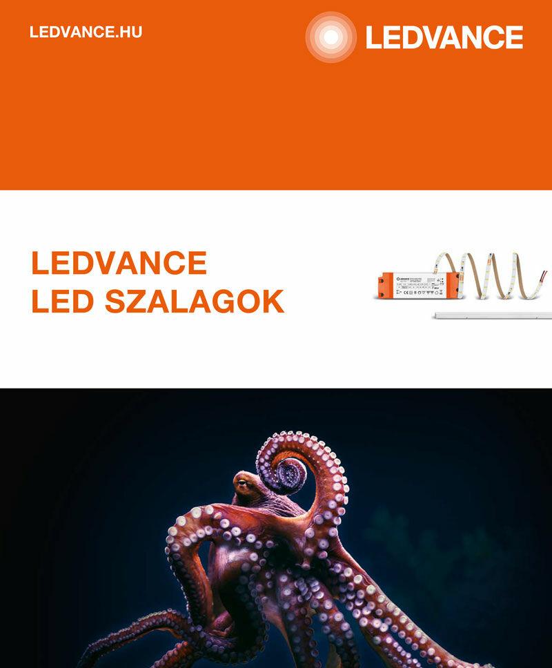 LEDVANCE LED szalag katalógus 2020