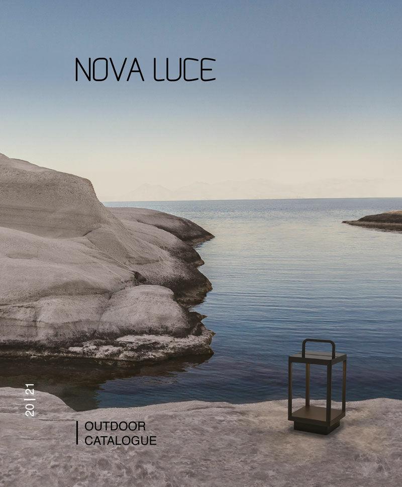 Nova Luce kültéri katalógus 2020/2021