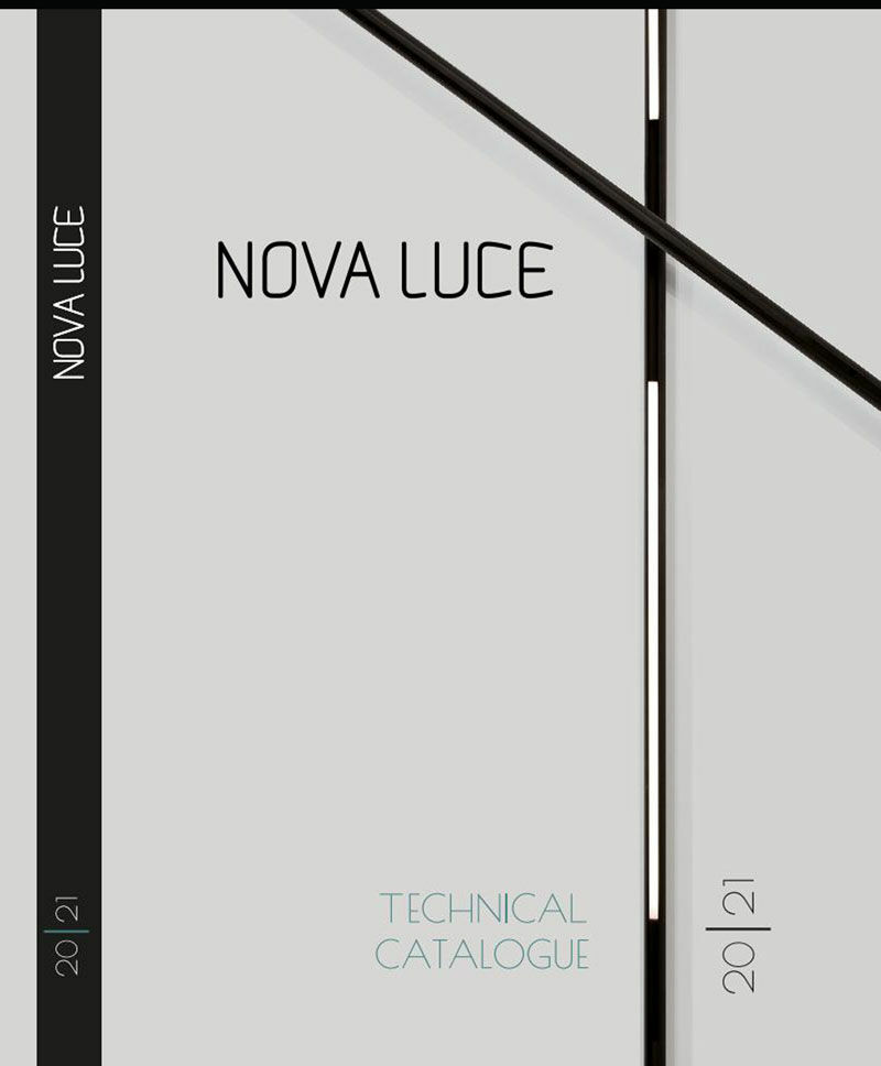 Nova Luce technikai katalógus 2020/2021