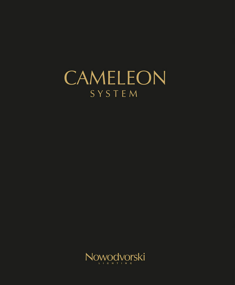 Nowodvorski Cameleon System katalógus 2020