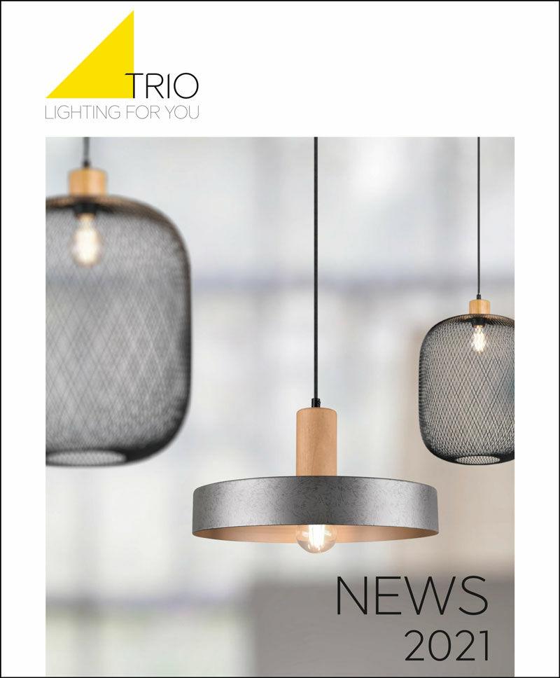 Trio újdonságok katalógus 2021