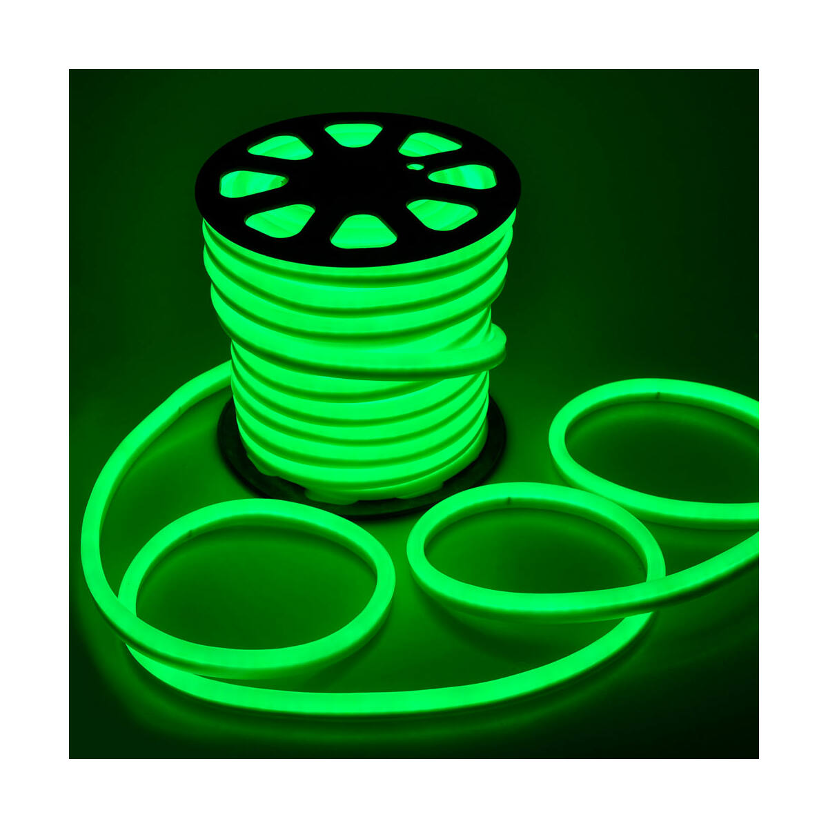 Neo Neon LED Neon Flex, Zöld