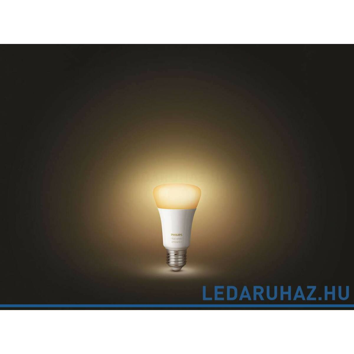philips hue white ambiance feh r e27 led v ltoztathat sz nh m rs klet 2000k 6500k f nyforr s. Black Bedroom Furniture Sets. Home Design Ideas