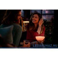 Philips Hue GO RGB asztali dekorációs LED lámpa, fehér ház, 7146060PH