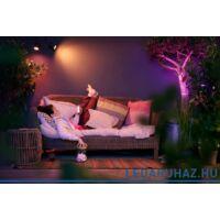 Philips Hue Lily Spike kültéri LED lámpa, leszúrható, antracit, 8W, RGBW,  1742830P7