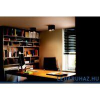 Philips Hue Pillar fekete mennyezeti LED lámpa 2xGU10 spot 2200K-6500K + DimSwitch, 56332/30/P7