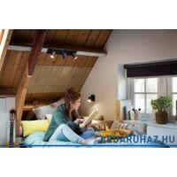 Philips Hue Runner fali/mennyezeti fekete LED spot, 2200K-6500K GU10+DimSwitch, 53090/30/P7