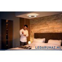 Philips Hue Being mennyezeti LED lámpa, fekete, 32W, 2400 lm@4000K, 2200K-6500K + DimSwitch, 32610/30/P7