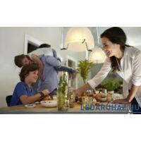 Philips Hue E27 LED, White Ambiance fehér, változtatható színhőmérsékletű 2000K-6500K kezdőcsomag, 8718696548691