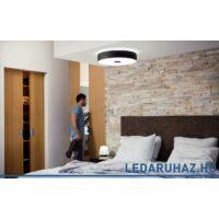 Philips Hue Fair mennyezeti LED lámpa, fekete, 39W, 3000 lm@4000K, 2200K-6500K + DimSwitch, 40340/30/P7