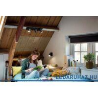 Philips Hue Runner fali/mennyezeti fekete LED spot, 2200K-6500K GU10, 53090/30/P8