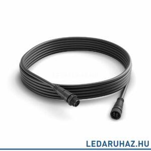 Philips Hue Calla kültéri LED lámpa kiegésztői, fekete színben, 1742430PN
