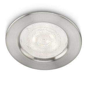 Philips Sceptrum süllyesztett LED lámpa, nikkel, 1x3W, 591011716