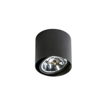 Azzardo Alix mennyezeti lámpa, fekete, G53-AR111, 1x50W, AZ-1357