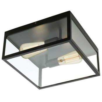 EGLO 49392 CHARTERHOUSE mennyezeti lámpa, fekete, E27 foglalattal, IP20