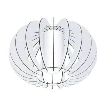 EGLO 95605 STELLATO 2 mennyezeti lámpa, fehér, E27 foglalattal, IP20