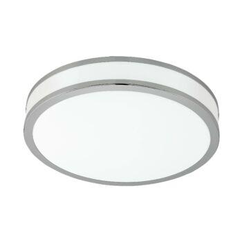 EGLO 95684 PALERMO 2 fali/mennyezeti lámpa, króm, 24W, 2600 lm, 3000K melegfehér, beépített LED, IP20