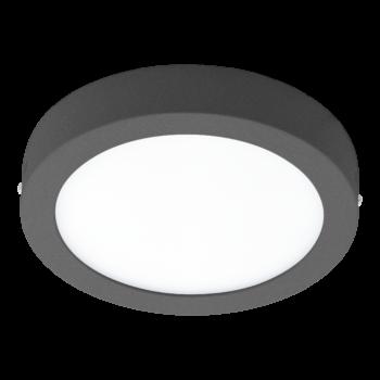 EGLO 96492 ARGOLIS kültéri fali lámpa, antracit, 16,5W, 1600 lm, 3000K melegfehér, beépített LED, IP44