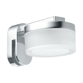 EGLO 97842 ROMENDO fürdőszobai tükörmegvilágító, króm, 4,5W, 480 lm, 3000K melegfehér, beépített LED, IP44