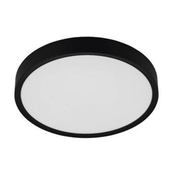 EGLO 98604 MUSURITA mennyezeti lámpa, fekete, 33,5W, 3900 lm, 3000K melegfehér, beépített LED, IP20