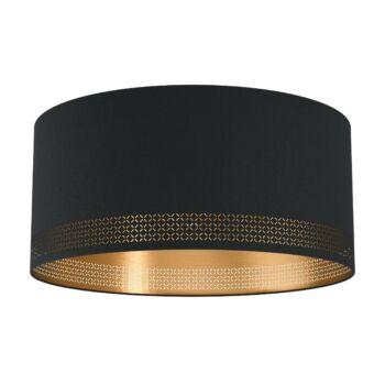 EGLO 99272 ESTEPERRA mennyezeti lámpa, fekete, E27 foglalattal, IP20 + ajándék LED fényforrás