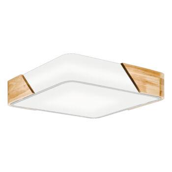 EGLO 99459 GRIMALDINO mennyezeti lámpa, fehér, E27 foglalattal + ajándék LED fényforrás