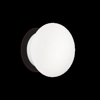 IDEAL LUX BUBBLE mennyezeti lámpa, max. 2x15W, G9 foglalattal, fehér, 158907