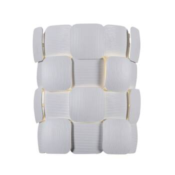 ITALUX ELISA fali lámpa fehér, E14, IT-W0317-01Q-S8A1