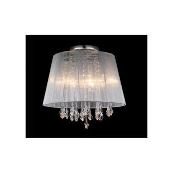 ITALUX ISLA mennyezeti lámpa 3 foglalattal, fehér, E14, IT-MXM1869-3 WH