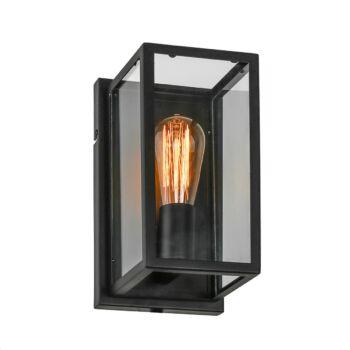 ITALUX LAVERNO fali lámpa fekete, E27, IT-MB-402621-1-B