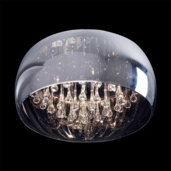 LUXERA SPHERA mennyezeti lámpa 5 foglalattal, króm, G9, 46054