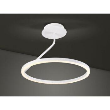 Maxlight ANGEL 1 ágú függeszték, fehér, 3000K melegfehér, beépített LED, 1330 lm, 1x24W, MAXLIGHT-P0152