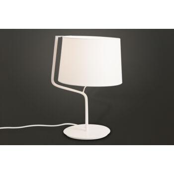 Maxlight CHICAGO asztali lámpa, fehér, E27 foglalattal, 1x100W, MAXLIGHT-T0028