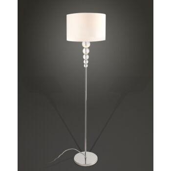 Maxlight ELEGANCE állólámpa, króm, E27 foglalattal, 1x60W, MAXLIGHT-F0038