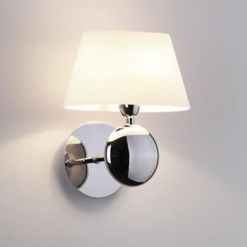 Maxlight NAPOLEON fali lámpa, króm, G9 foglalattal, 1x40W, MAXLIGHT-W0121