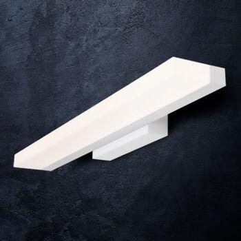 Maxlight RAPID fali lámpa, fehér, 3000K melegfehér, beépített LED, 870 lm, 1x12W, MAXLIGHT-W0148