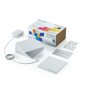 Nanoleaf Canvas Smarter Kit 9 paneles kezdőcsomag