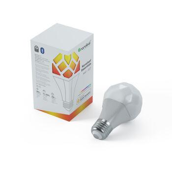 Nanoleaf Essentials E27 okos LED fényforrás, 9W, 800lm, RGBW, 2700-6500K