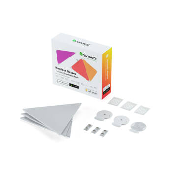 Nanoleaf Shapes Triangles 3 paneles kiegészítő szett