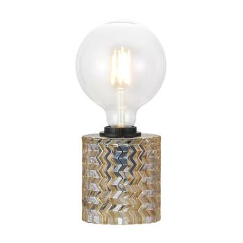 NORDLUX Hollywood asztali lámpa, barna, E27, max. 60W, 46645027