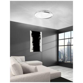 Nova Luce PALERMO mennyezeti lámpa, fehér, E27 foglalattal, max. 4x40W, 7311403