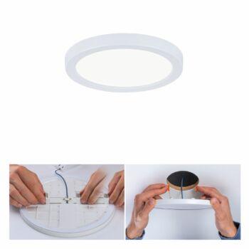 Paulmann 930.35 Areo Varifit LED panel, kerek, fehér, 4000K természetes fehér, 850 lm, IP44