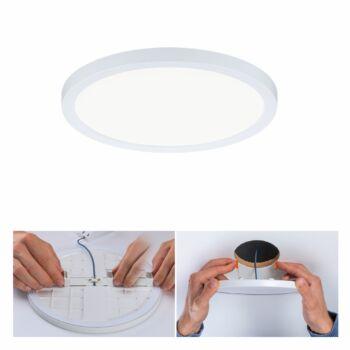 Paulmann 930.36 Areo Varifit LED panel, kerek, fehér, 4000K természetes fehér, 1800 lm, IP44
